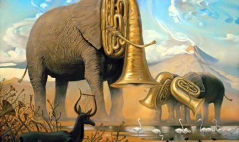 Το κοινό στοιχείο μεταξύ καλλιτεχνών και σχιζοφρενών