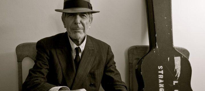 Leonard Cohen, «Πώς να απαγγέλεις ποίηση»