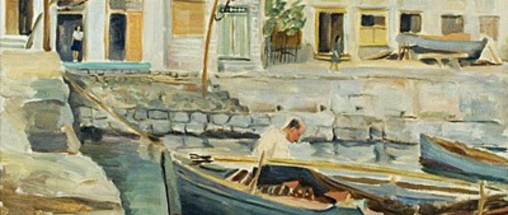 Ψαροταβέρνα, Ο Πλατύς Γυαλός