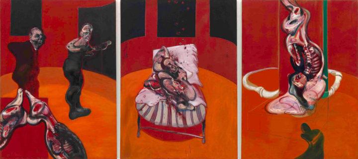 Στα δωμάτια του Francis Bacon