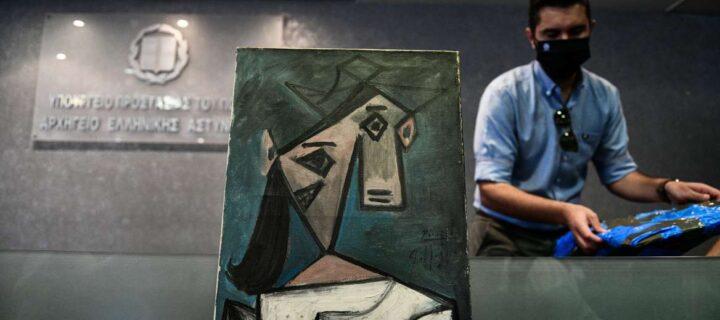 Τα σκατά του αλόγου και ο πίνακας του Πικάσο